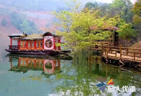 """永泰云顶风景区被称之为""""福建的香格里拉"""""""