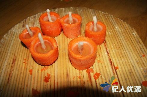 怀念 新泰人元宵节不能少的 阿拉丁神灯 面灯 萝卜灯