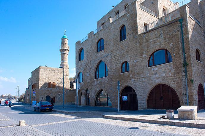 探寻世界上最古老的城市之以色列雅法古城