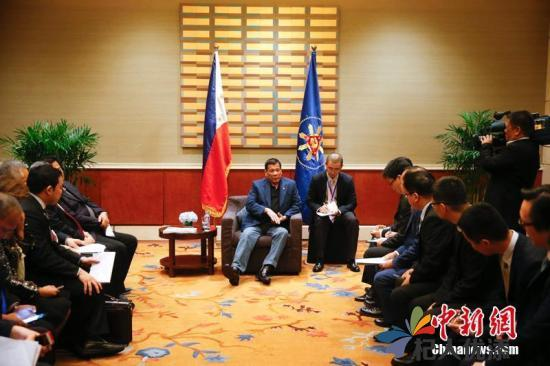 菲律宾高官称改善与中俄关系已令菲国经济受益