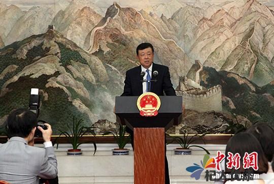 中国驻英国大使刘晓明:中国投资对英国是机遇不是威胁