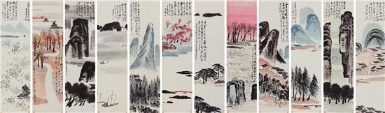 从今年秋拍的两件书画  看吴昌硕和齐白石
