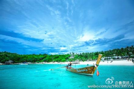 旅游 旅行社团     快船太挤,快艇太晕,双体帆船刚刚好!