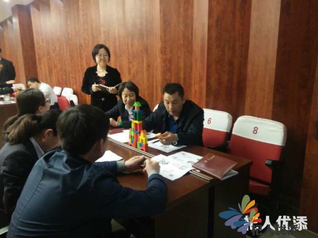 新泰市政务服务中心开展仿真管理情境与测评专题培训